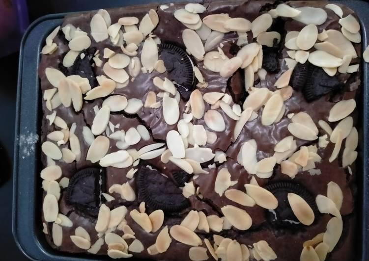 Brownis coklat