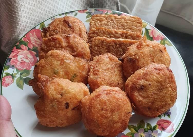 Perkedel kentang doank
