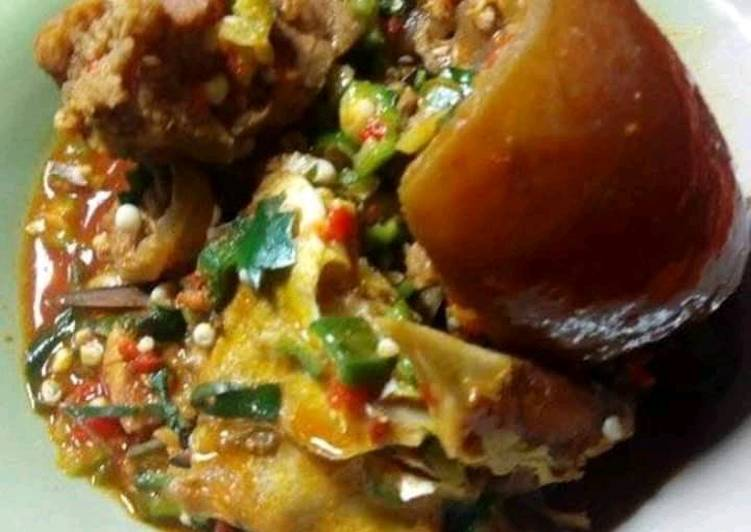 Best Comfort Dinner Ideas Special Okro soup