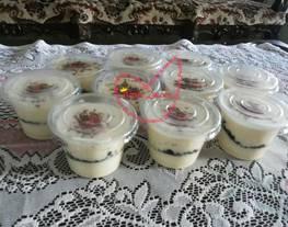 Unbake cheesecake / cheesecake lumeerrr