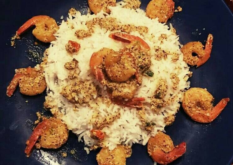 Easiest Way to Make Perfect Chingri vapa or steamed prawn in Mustard seeds
