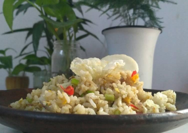 Nasi Goreng Blackpapper