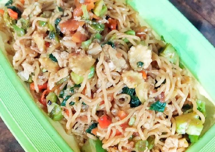 Resep Mie Instant Goreng Sehat Top