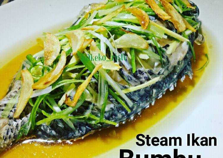 Steam Ikan Bumbu