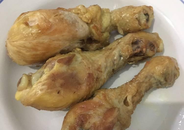 Ayam Goreng Upin Ipin Ala Dapur Aretha