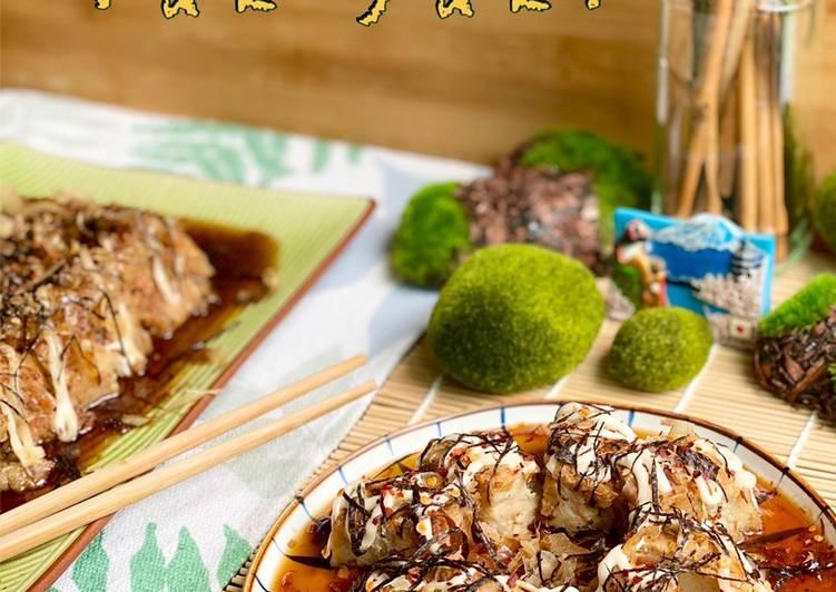 Takoyaki in Breadmaker (Panasonic SD-P104)