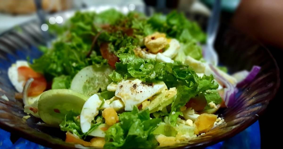 Tuna Salad Recipe Pinoy