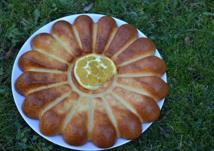 Gâteau a l'orange Weight Watchers