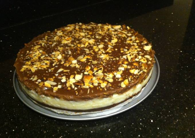 3 layers dessert :)