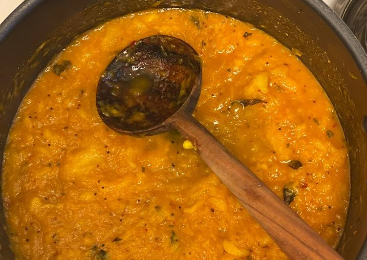 Recipe: Tasty Mango gravy