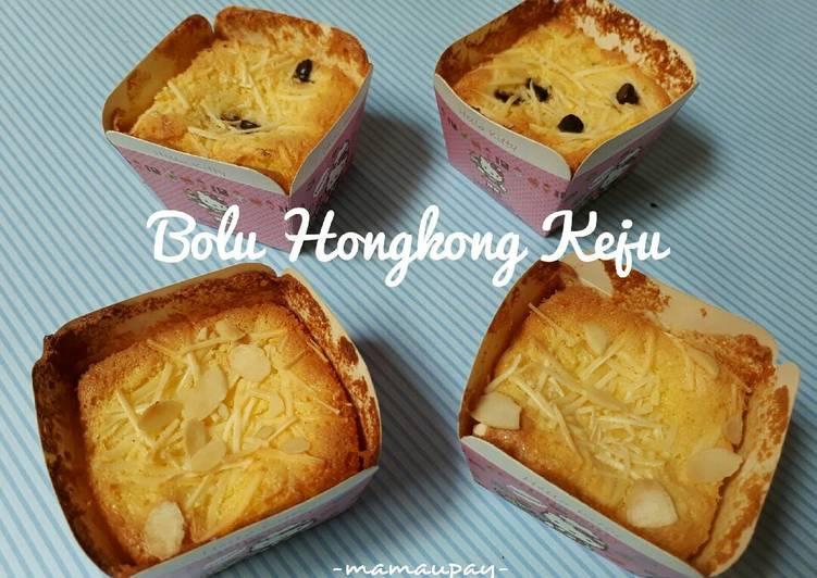 Bolu Hongkong Keju