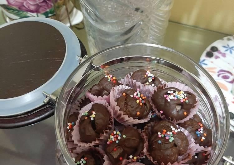 Bagaimana Menyiapkan Choco Crunch Sprinkle yang Menggugah Selera