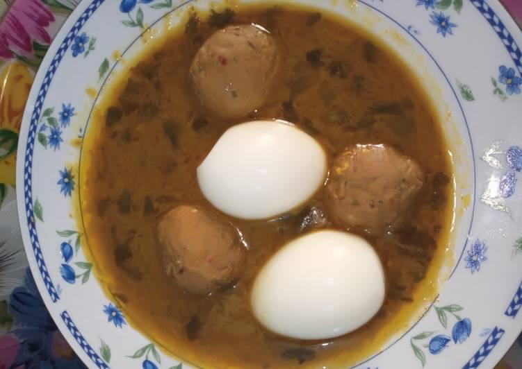 Step-by-Step Guide to Prepare Speedy Anda kofta curry