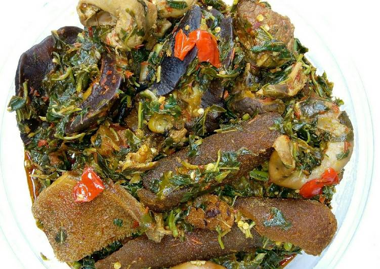What are some Dinner Ideas Spring Efo Riro