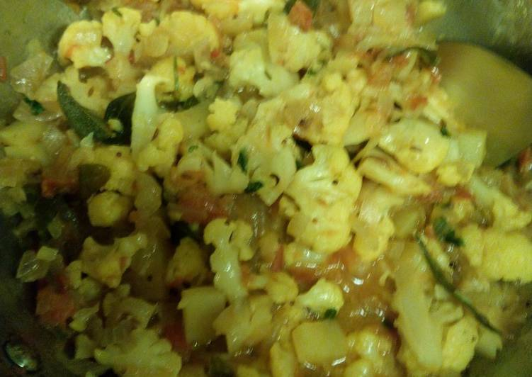 Cauliflower curry, Heart Friendly Foods You Need To Be Eating