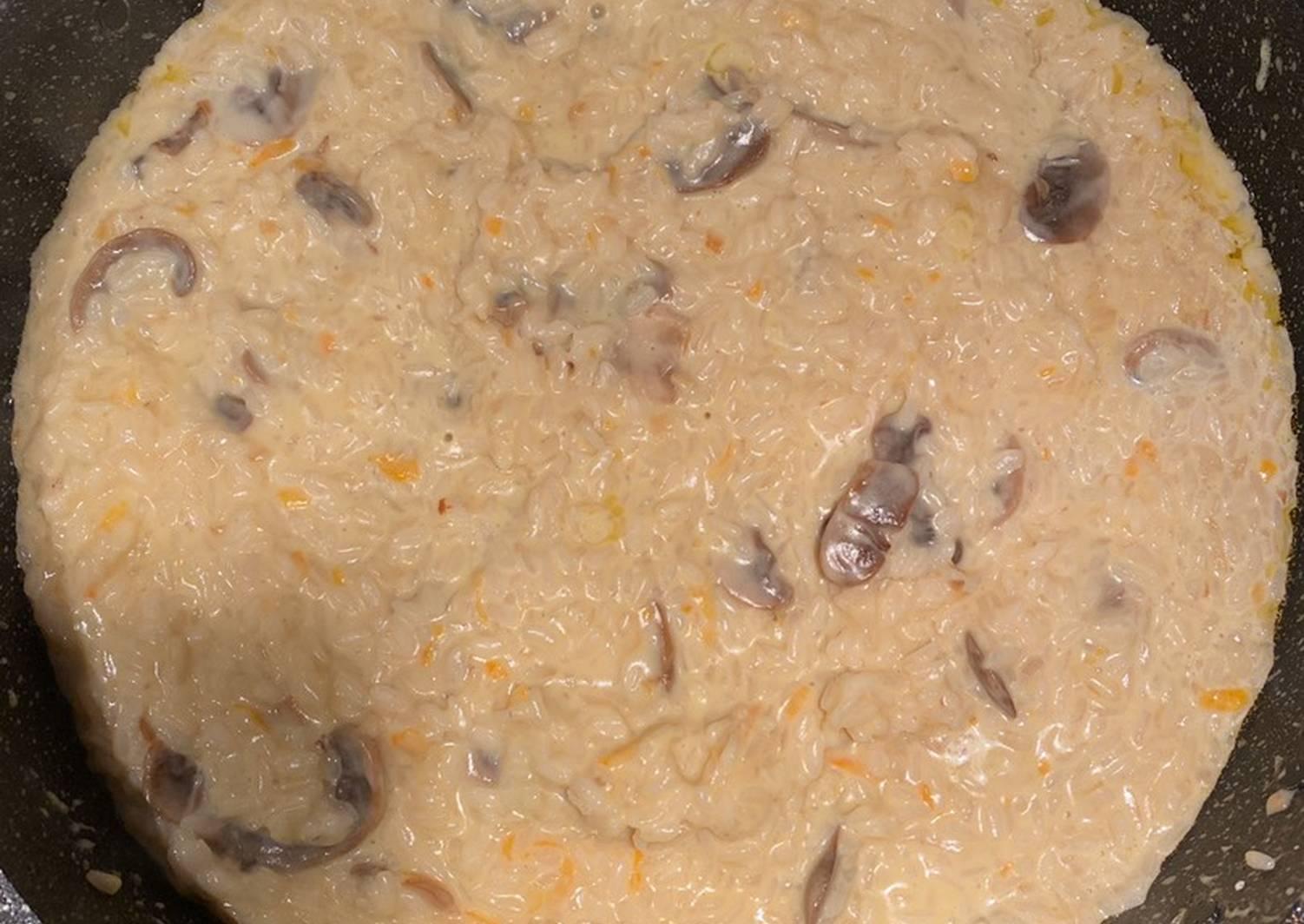 уже грибы в сливочном соусе рецепт с фото газоны