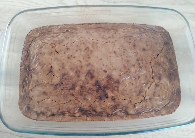 Brownie noix de pécan