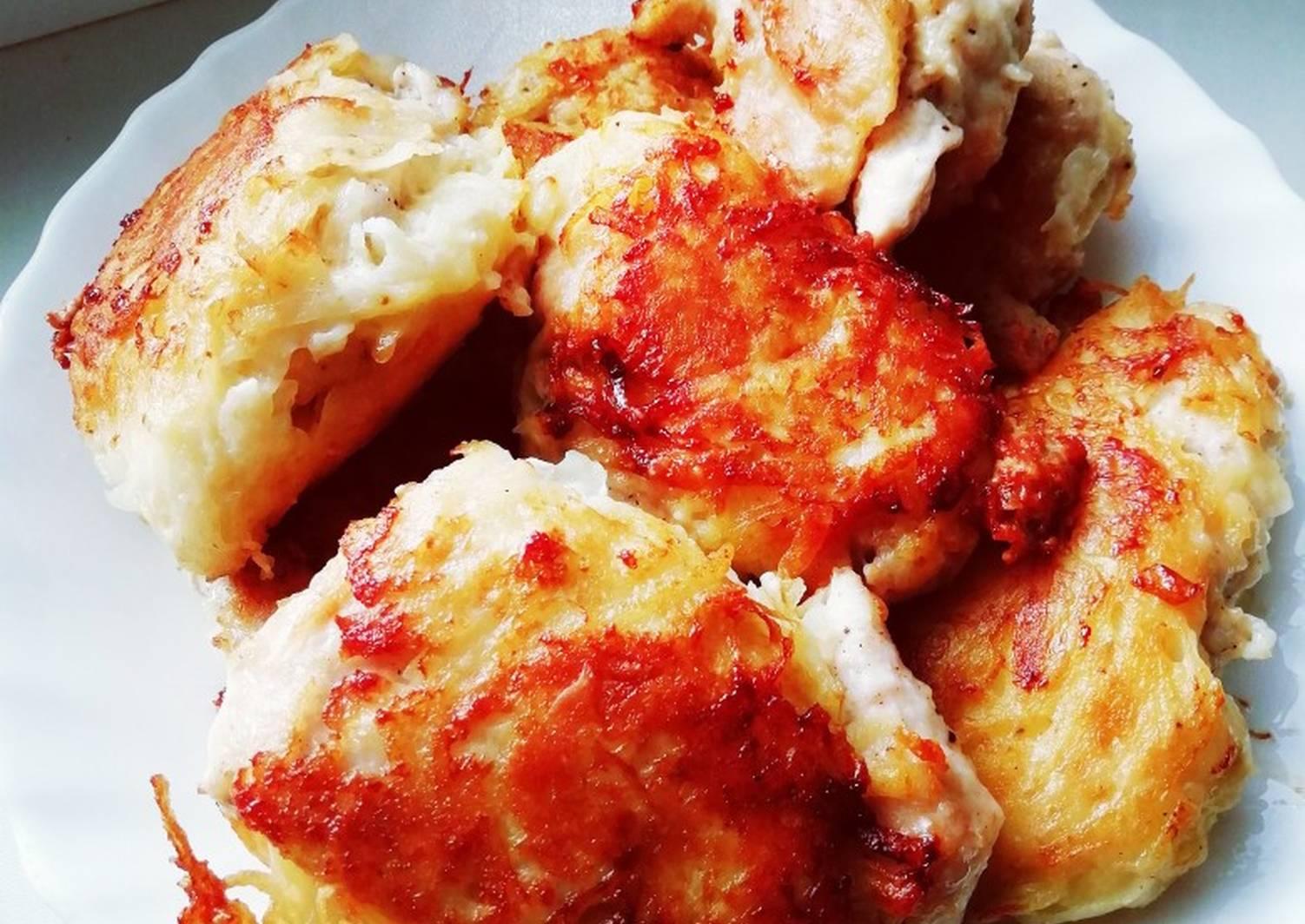 Куриные отбивные в кляре рецепт с фото