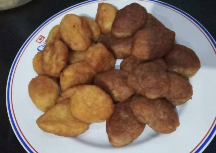 Tape Goreng Modifikasi