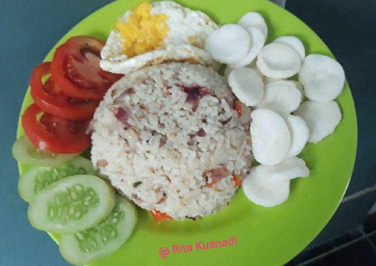 Nasi Goreng Bawang