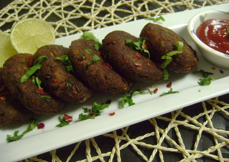 Easiest Way to Make Super Quick Homemade Horse Gram Tikki