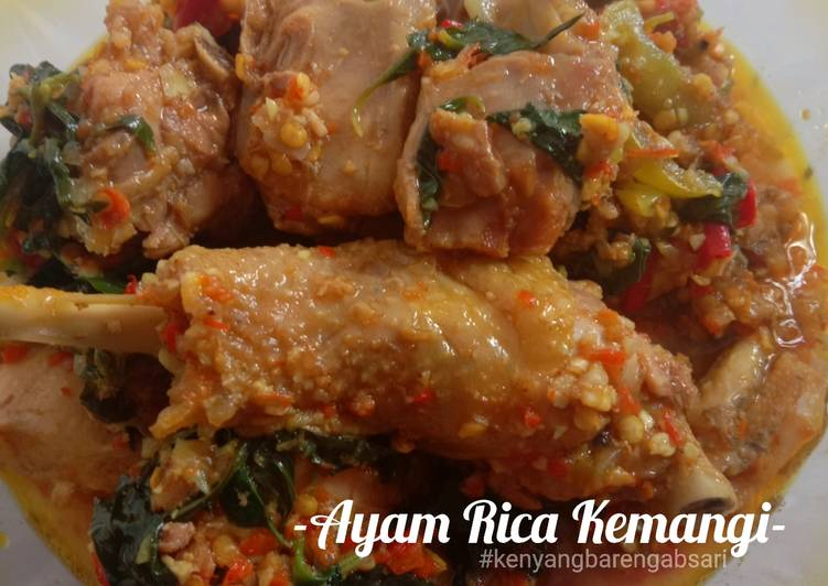 Ayam Rica Kemangi