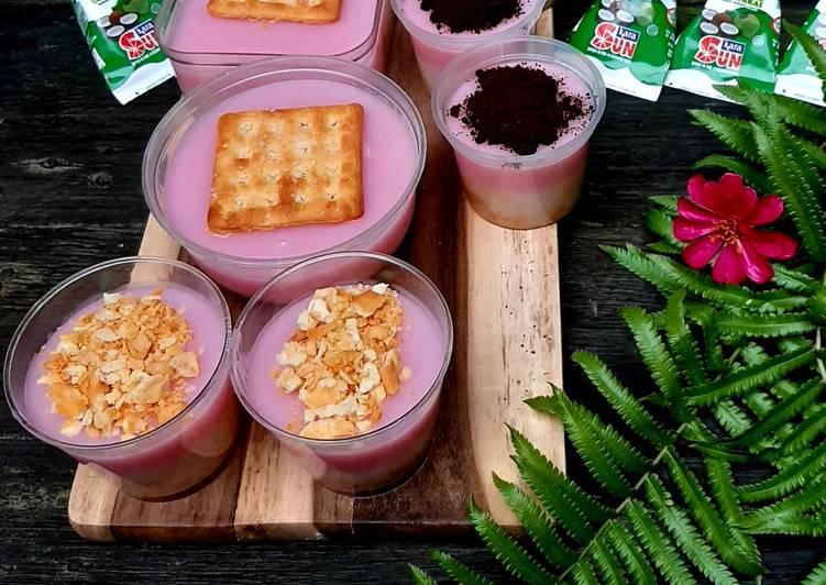 Dessert Box Puding Biskuit Ekonomis