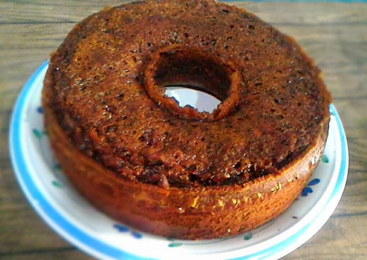 (99).Bolu karamel (baking pan)