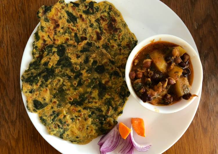 Step-by-Step Guide to Make Speedy Drumstick leaves Paratha