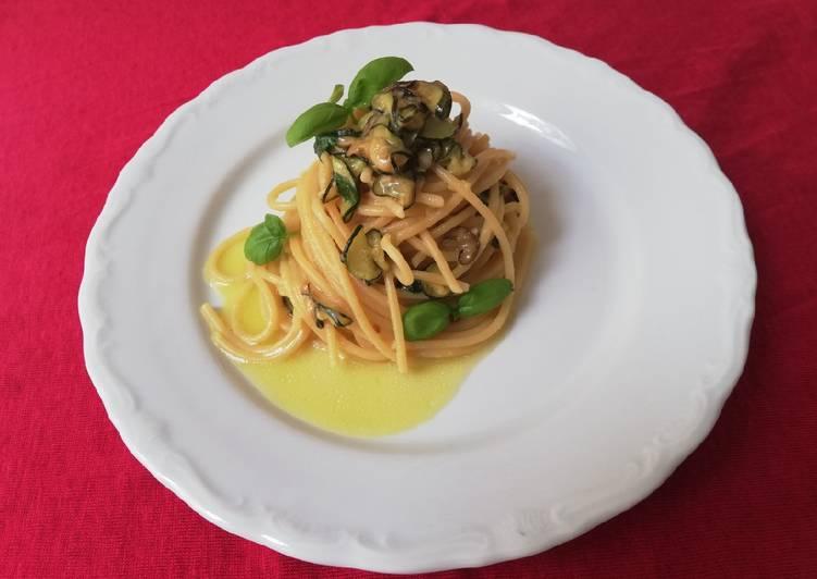"""Spaghetti alla """"Nerano"""""""
