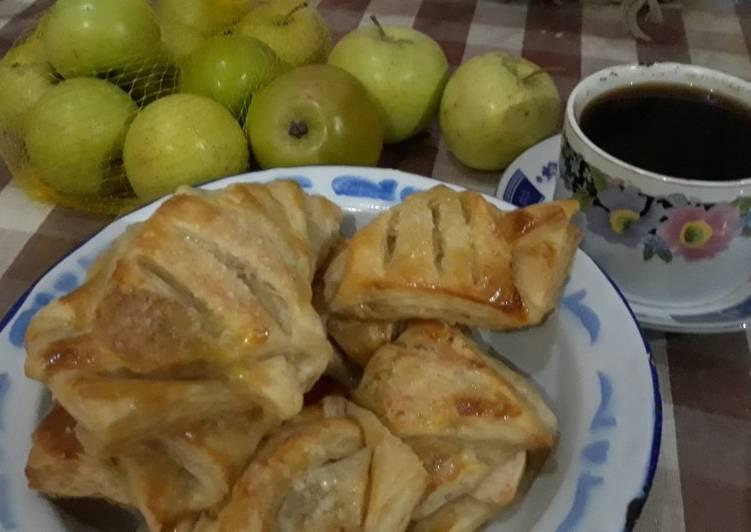 Strudel Apel Malang ala TigaDara Cookies