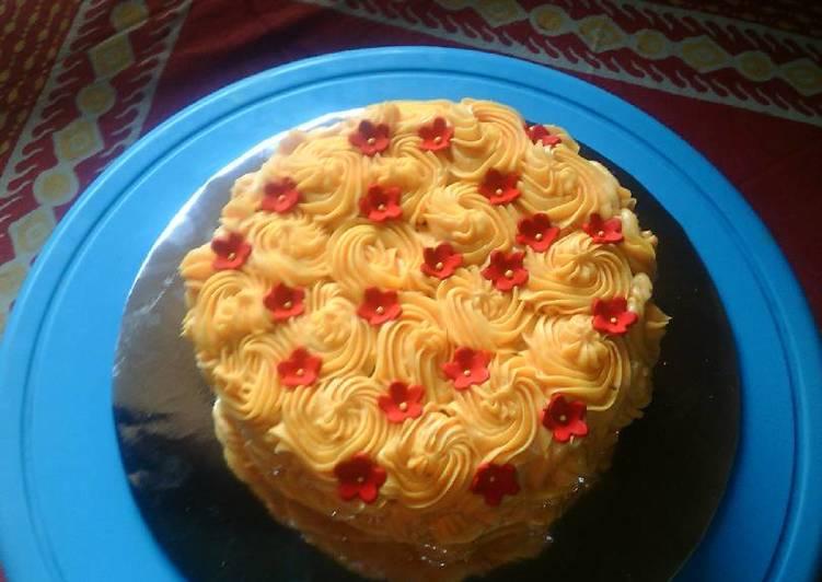 Resep Kue Tart nan Simpel Paling Mudah