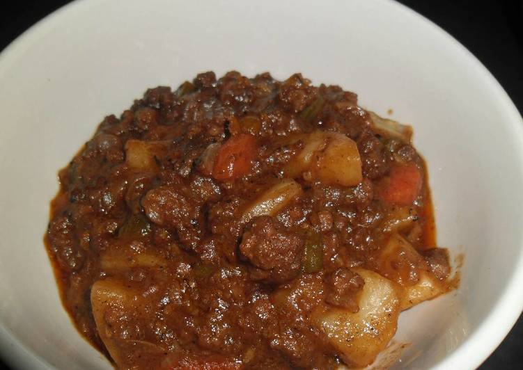 Simple Way to Make Top-Rated Beef Mince Meat