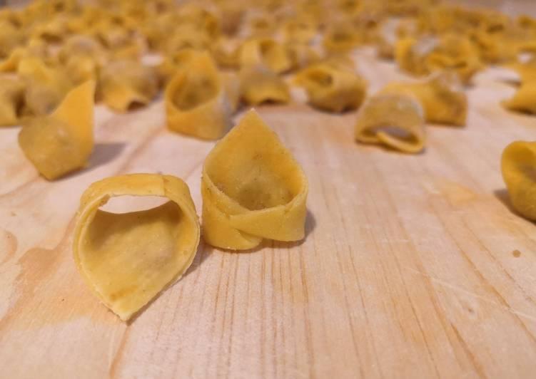 Ricetta Tortellini