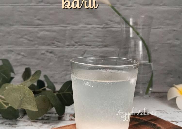 Air barli - resepipouler.com