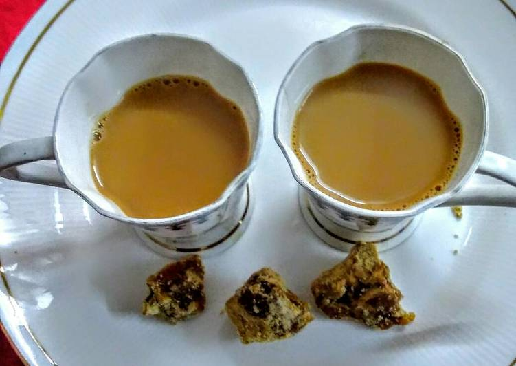 Recipe of Speedy Gud ki chai