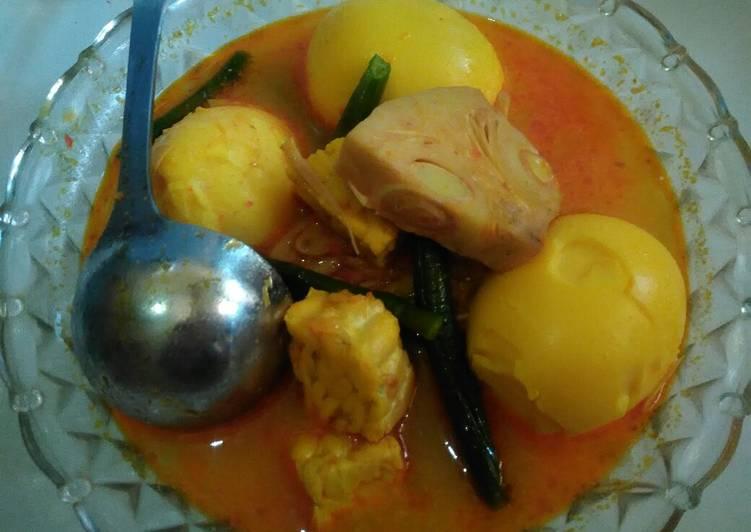 Gulai nangka