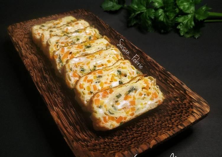 Gyeran Mari/Telur Gulung ala Korea - cookandrecipe.com