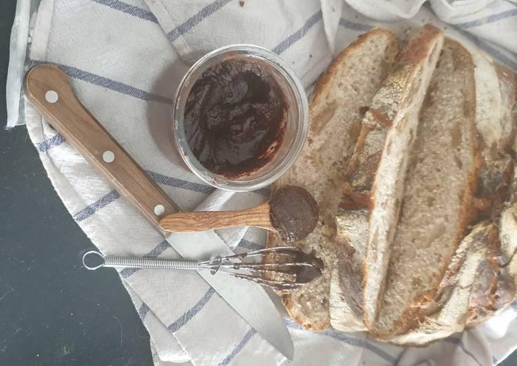 La Recette Pas à Pas Pâte à tartiner chocolat praliné