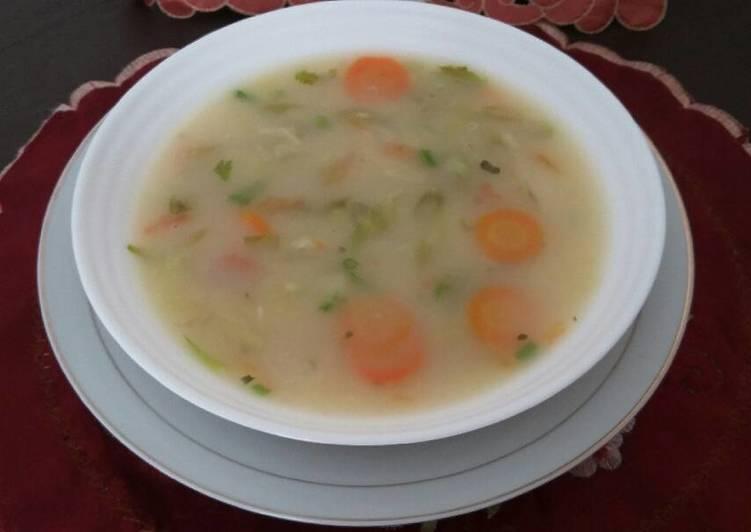 Resep Sop Sayur oleh Yunita Hatibie - Cookpad