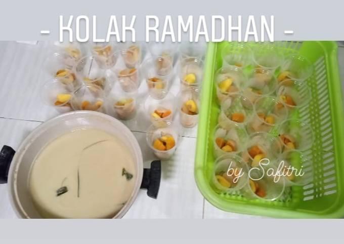 Kolak Ramadhan