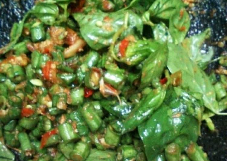 resep karedok kacang panjang diabetes