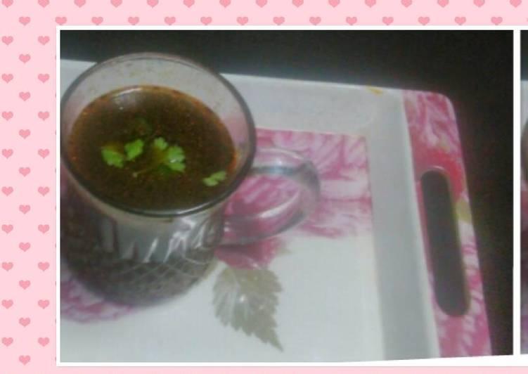 Kale Chane ka soup