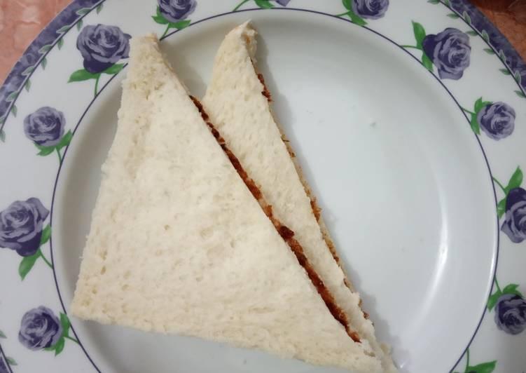 142) Roti Abon Kilat
