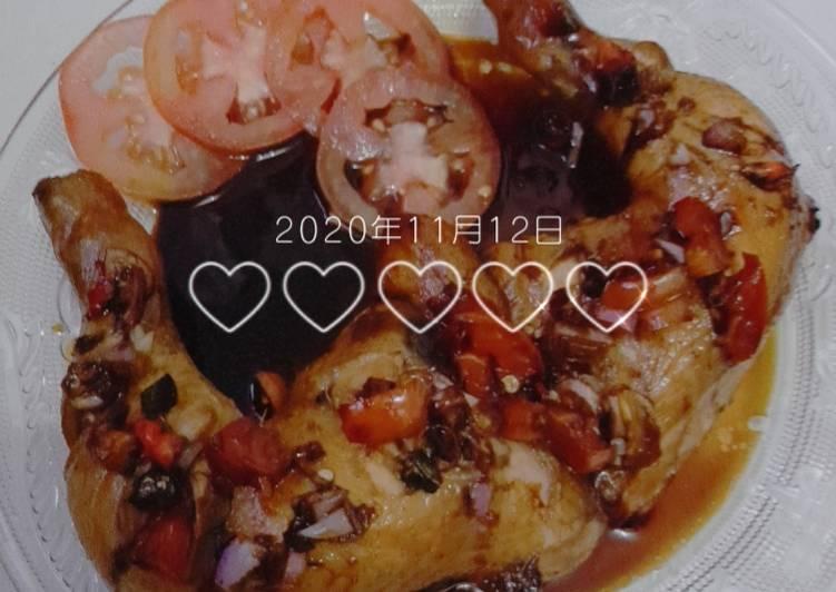 Ayam Panggang Pedas Manis - cookandrecipe.com