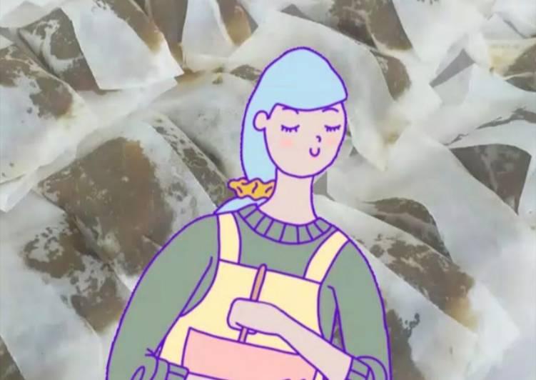 Wajik Kacang Hijau