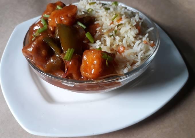 Chinese Veg Bowl