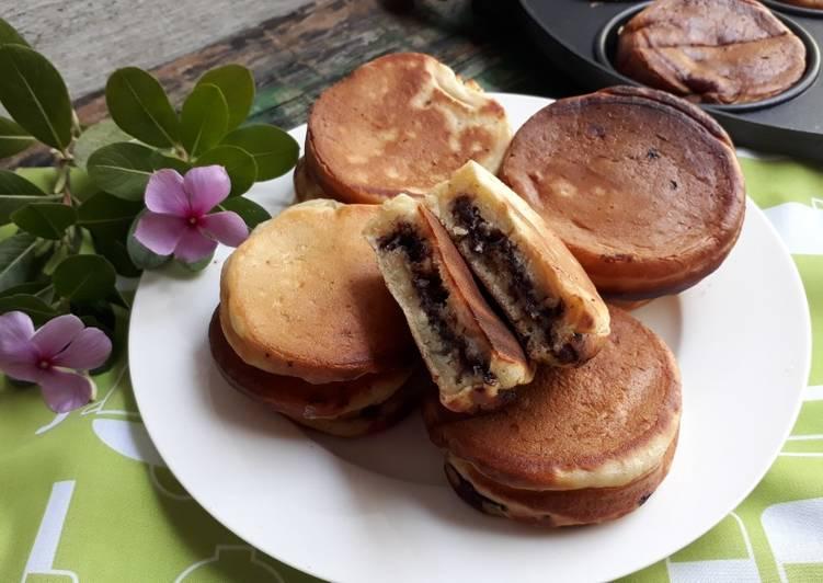 Kue Khamir isi coklat - cookandrecipe.com