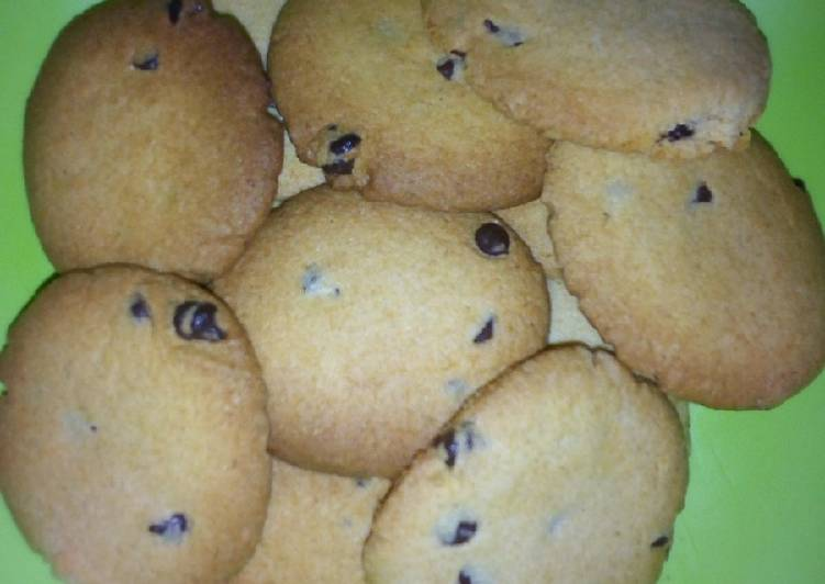 Chocolate chip cookies #cookie contest