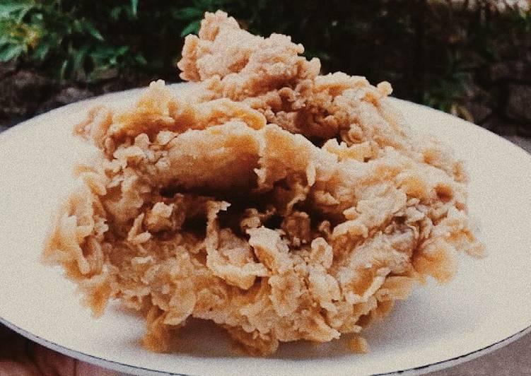 Ayam Crispy Teriyaki
